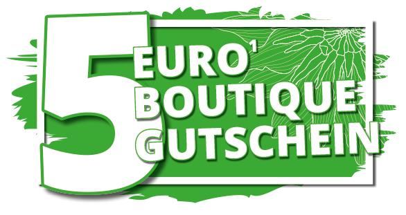Ihr 5 Euro Boutique-Gutschein zum Downloaden