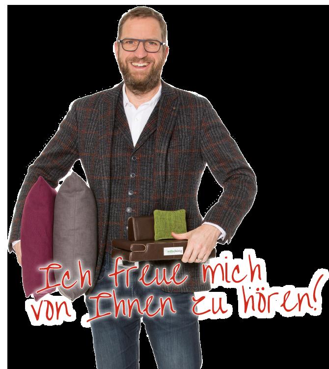 Gunther Sill, Geschäftsführer