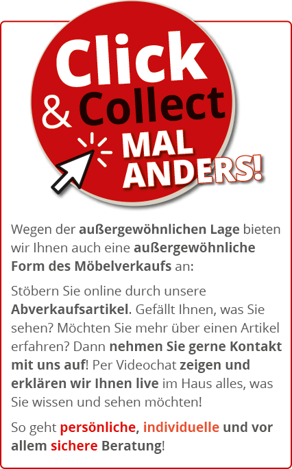 Click & Collect - mal anders